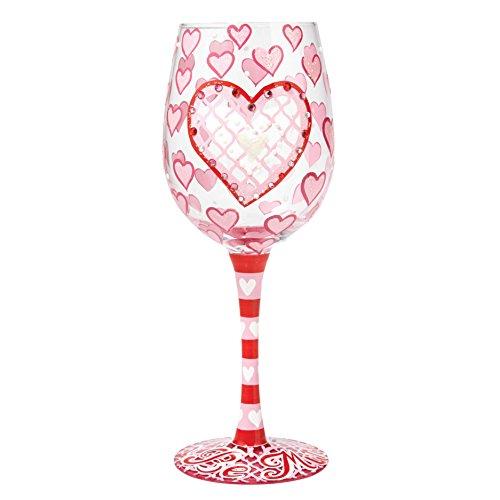 Lolita Be Mine Wine Glass