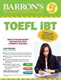 img - for Pamela Sharpe: Barron's TOEFL Ibt with Audio CDs , 14th Edition [With CDROM] (Paperback - Revised Ed.); 2013 Edition book / textbook / text book