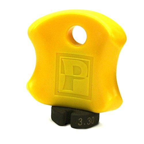 - Pedro's Pro Spoke Wrench Yellow, 3.30mm
