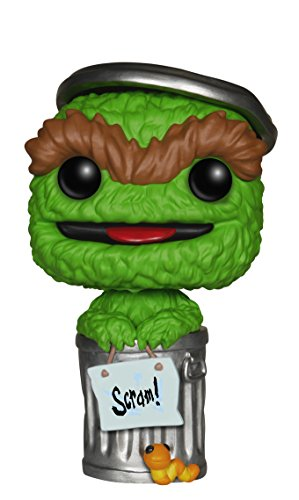 POP! Vinilo - Sesame Street Oscar the Grouch