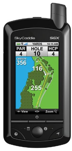 SkyCaddie SGX Golf GPS (2011 Version) by SkyCaddie
