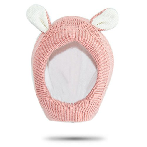 Price comparison product image CATOP Kids Baby Hat Bear Ear Warm Fleece Winter Hat Earmuff Earcap Knit Toddler Beanie Hat