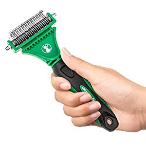 Amazon Com K9konnection Double Sided Dematting Comb
