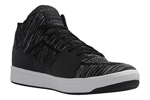 Skechers Downtown ARKEZ- Herren Boots - Schwarz Schuhe in Übergrößen