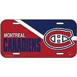 NHL License Plate