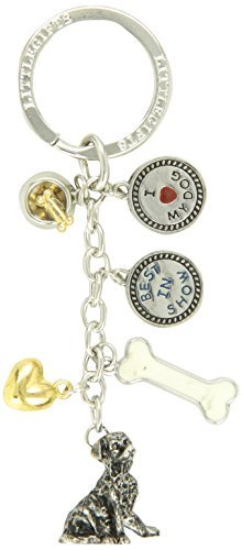 LittleGifts Border Collie V3 Keychain by Little Gifts