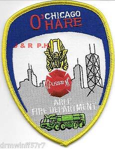 Airport - Chicago O'Hare Airport A.R.F.F, IL (3.75