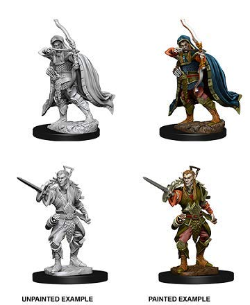 Which is the best d&d miniatures dark elf?