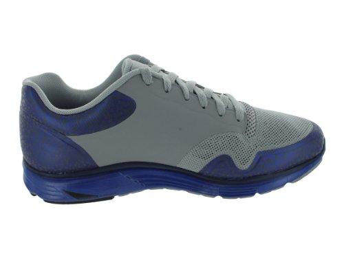 Nike Hombres Lunar Safari Fuse + Zapatillas Running (lobo Gris / Negro / Oldroyl) 9 Us