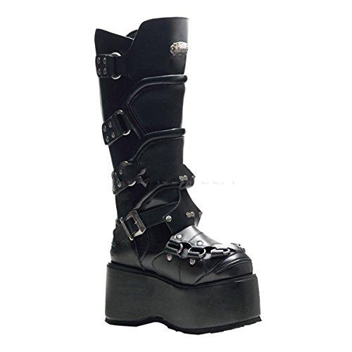 Demonia Wicked-732 - gothique punk plateau bottes chaussures femmes 39-46