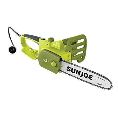 - Sun Joe SWJ698E 12-inch 9-Amp Electric Chain Saw