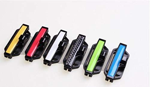 2 Pcs Car Seat Belt Clamp Buckle Adjustment Lock Safety Belt Protection Clip Fastener for Vehicle Seatbelt Stopper