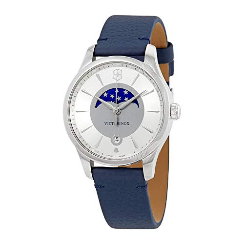 (Victorinox Alliance Small Silver Dial Ladies Watch 241832)