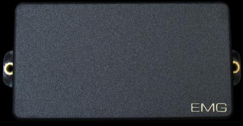 Emg Humbucker (EMG 60-A Humbucker Pickup, Black)