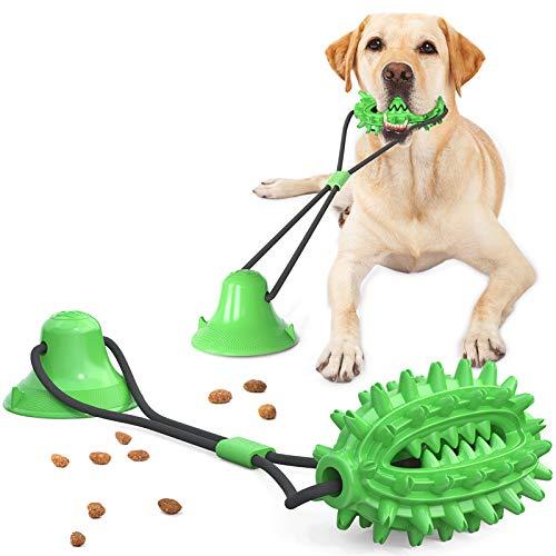 Juguete Molar Multifuncional para Perro Mascotas Limpieza de Dientes