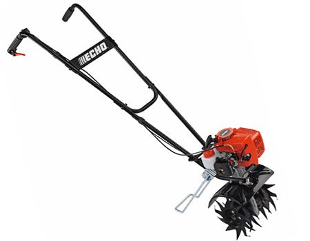 Tiller/Cultivator, 21.2CC, 10 In. Depth by Echo