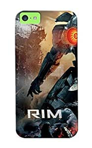 Abcbfab4407 Walkintherain Pacific Rim Durable Iphone 5c Tpu Flexible Soft Case With Design