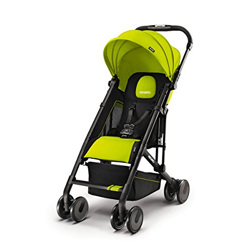 Recaro Easylife ''Lime'' Lightweight stroller for children from 6 months up to 15kg Pushchair by Recaro