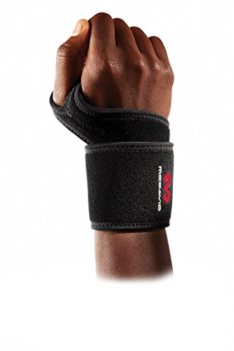 McDavid Level 1 Wrist Support, Black, One Size