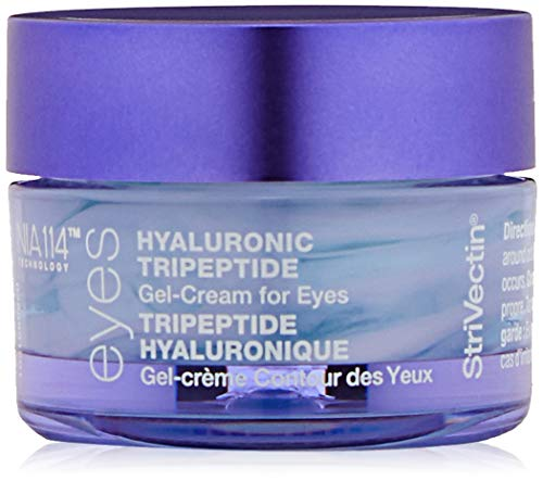 StriVectin Hyaluronic Tripeptide Gel-Cream for Eyes, 0.50 Fl. Oz.