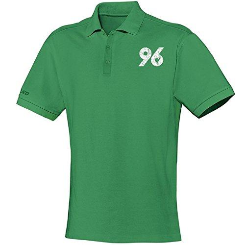 Hannover jako t-shirt pour femme rétro 96/2015 16 verte (vert)