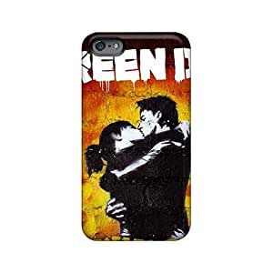 Best Hard Phone Covers For Apple Iphone 6plus With Provide Private Custom High Resolution Green Day Skin Case8888