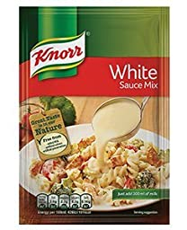 Knorr White Sauce (5 x 25g packets)