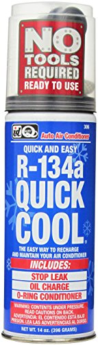 Certified R 134a Quick Cool ounces