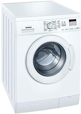 Siemens WM10E227EP Independiente Carga frontal 7kg 1000RPM A ...
