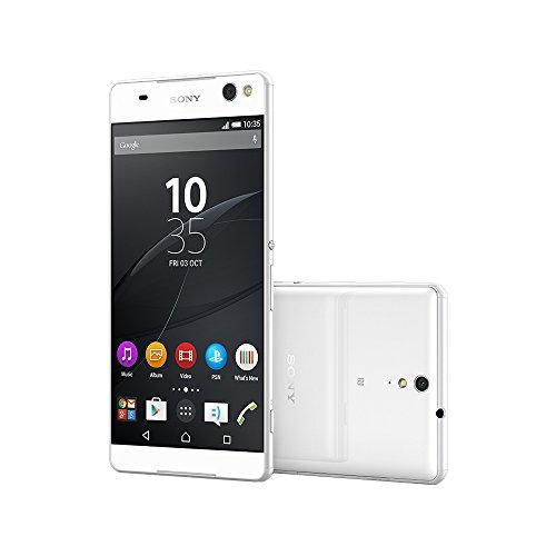 Xperia C5 Ultra E5553 16GB 6-inch 4G LTE Factory Unlocked (White) - International Stock No Warranty