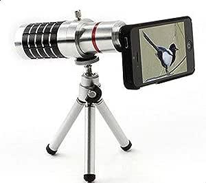 16X زووم سبائك الألومنيوم تلسكوب عدسة كاميرا ل iphone4