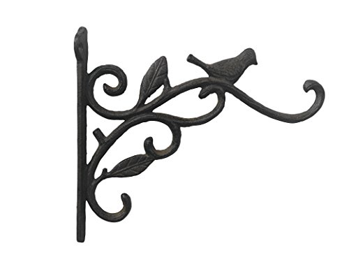 Comfy Hour Cast Iron Wall Mount Bracket - - Iron Cast Hanging