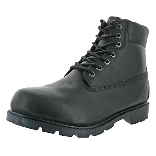 erproof Nubuck Leather Thermolite Lining Work Boots Black Size 11 ()
