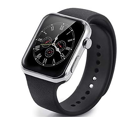 b38349a9ff69 iTech Smartwatch Deportivo A9 para Android con Medidor de Ritmo Cardiaco