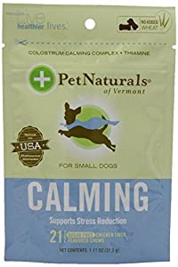 Pet Naturals Calming For Dogs Reviews
