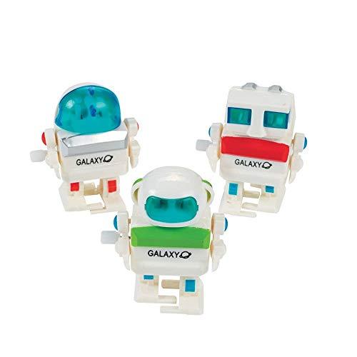 (Fun Express Wind-Up Robots (1 Dozen))