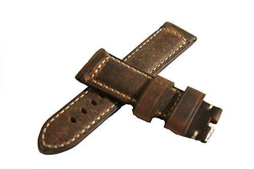 24mm-genuine-leather-watch-band-strap-pam-belt-for-panerai-luminor-men