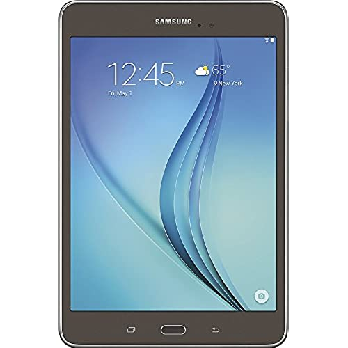 Samsung - Galaxy Tab A - 8 - 16GB - Smoky Titanium As The Picture Shows Coupons