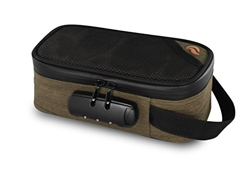 Skunk Sidekick Smell Proof Case w/Combo LockNEW COLLECTION (Olive Green)