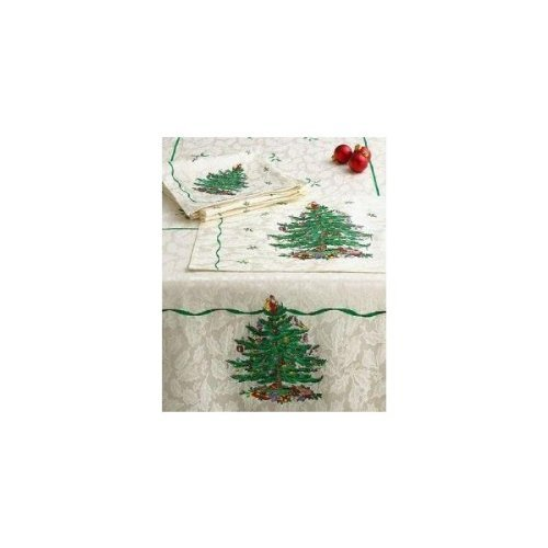 Spode Christmas Tree Placemats - Spode Christmas Tree Placemat Set of 4