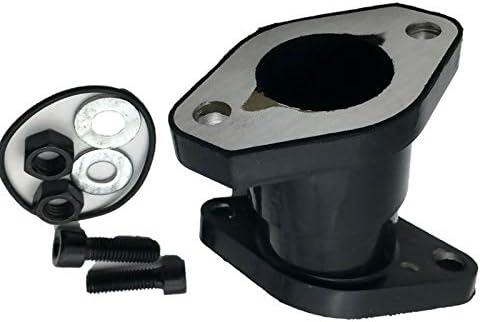 XZANTE Carburateur Kit de D/épart Collecteur DAdmission pour Kodiak 400 Moto 4 Big Bear 350