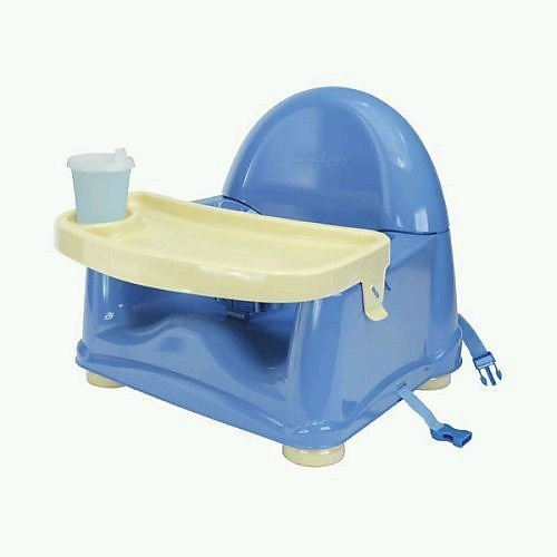 Easy Care Booster Seat Color: Cream