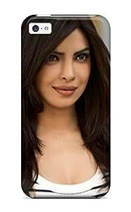 LJF phone case 1752401K99635372 High Grade Flexible Tpu Case For Iphone 5c - Priyanka Chopra 19