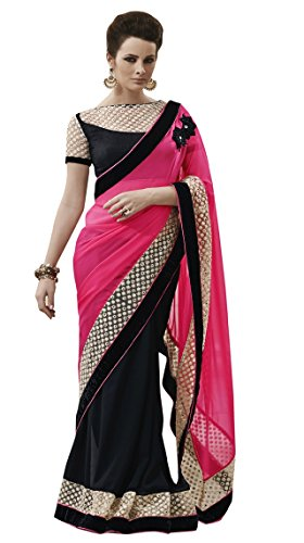 Style Saree Jay Sarees Bollywood Party Wear Bahubali crcOTApWt