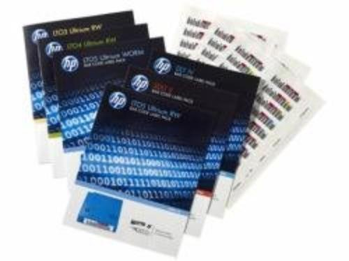 HP LTO-7 Ultrium RW Bar Code Label Pack (Q2014A)