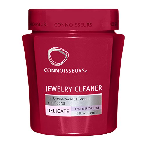 Connoisseurs Delicate Jewelry Cleaner 8oz product image