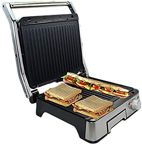 NOSSON Pequeña máquina Grill, Bandeja de Horno Desmontable 180 ...