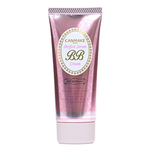 CANMAKE Perfect Serum BB Cream, 02 Natural, 30 Gram