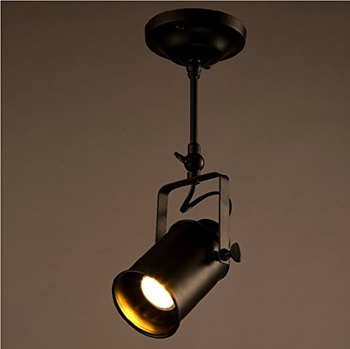 Baycheer Hl410539 Industrial Retro Vintage Style Spotlight