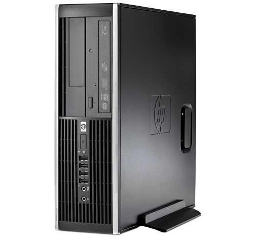 Renewed  HP Elite 6300 Desktop  3rd Gen Core i5/4 GB/250 GB/Windows 7 OEM COA/Integrated Graphics , Black/Silver